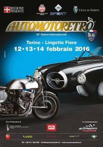 Locandina Automotoretro 2016