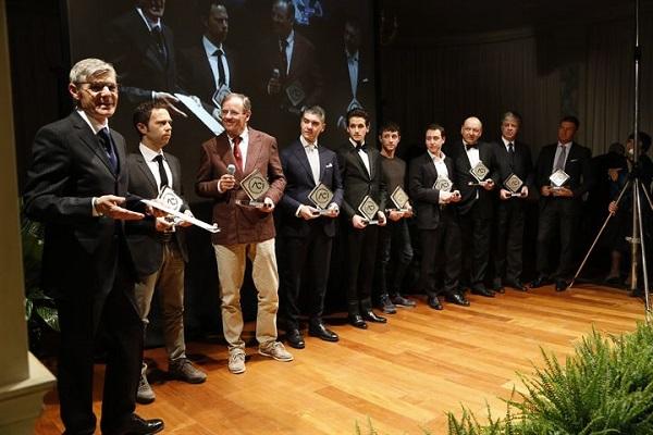 ACI Sport: premiati i Campioni alla Festa dei Campioni 2015 di Taormina.