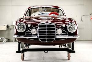 Touring Superleggera fa rivivere 2 gioielli design italiano
