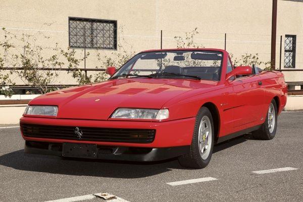 """Ferrari """"Ventorosso"""": un'auto speciale all'asta Pananti."""