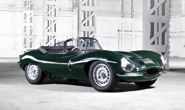 La Jaguar rifarà 9 esemplari della mitica XKSS del 1957.