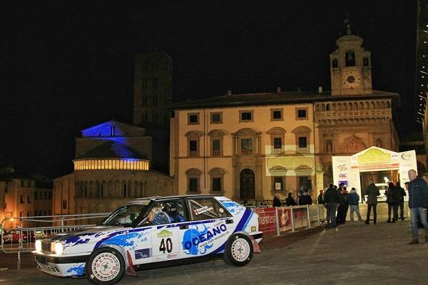 Rally Vallate Aretine 2016 vincono Guagliardo e Granata su Porsche 911 RSR.