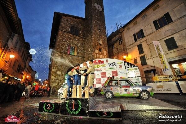 Coppa A112 Abarth al Tuscan Rewind 2016!