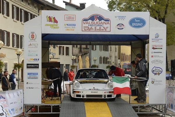 Il 6° Valsugana Historic Rally: definito il programma.