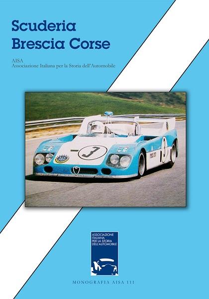 AISA: presentata la monografia sulla Scuderia Brescia Corse.