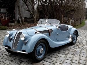 BMW vecchia