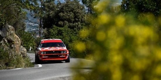 Squadra Corse Isola Vicentina strepitosa al Sanremo Rally.