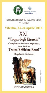 XXI Coppa degli Etruschi