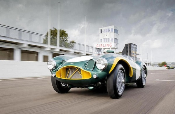 La DB3 S di Stirling Moss regina dell'Aston Martin Auction