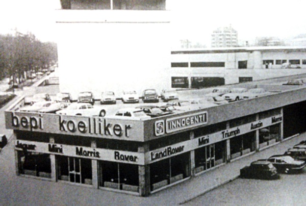 100 anni fa nasceva Bepi Koelliker un grande dell'automobile