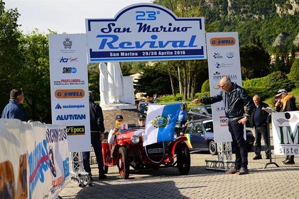 San Marino Revival: Zanasi e Bertini su A112 primi sul Titano.