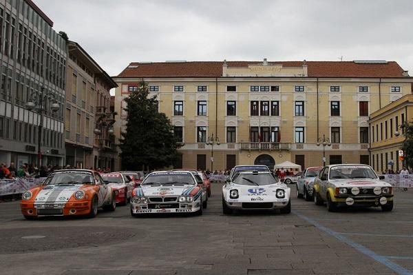 Il 12° Rally Campagnolo: si presenta.