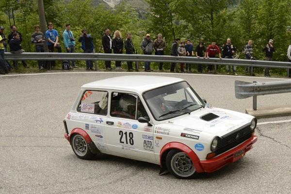 Trofeo A112 Abarth Yokoama: Matteo Armellini profeta in patria!