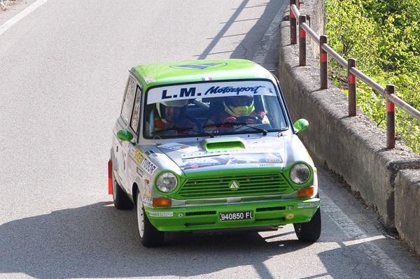 Trofeo A112 Abarth: al Campagnolo 15 gli iscritti!
