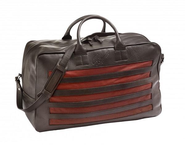 La perfetta borsa Alfa Romeo di ispirazione vintage.