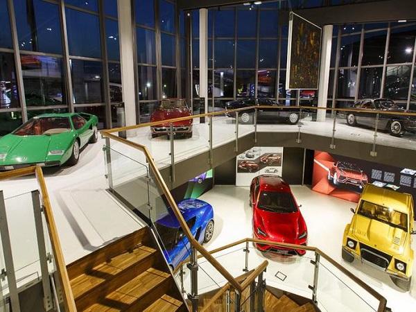 Lamborghini: inaugurato il nuovo museo nella sede storica.