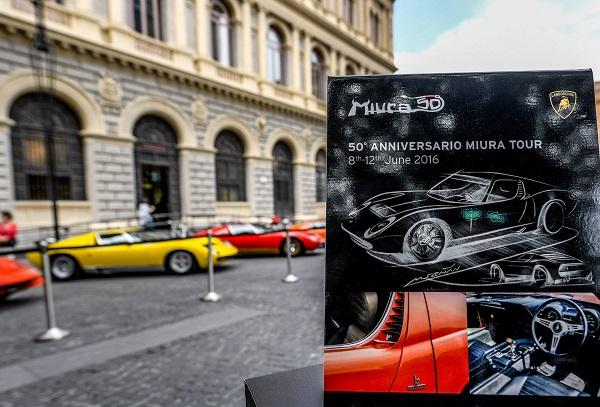 Concluso il Lamborghini Miura Tour!