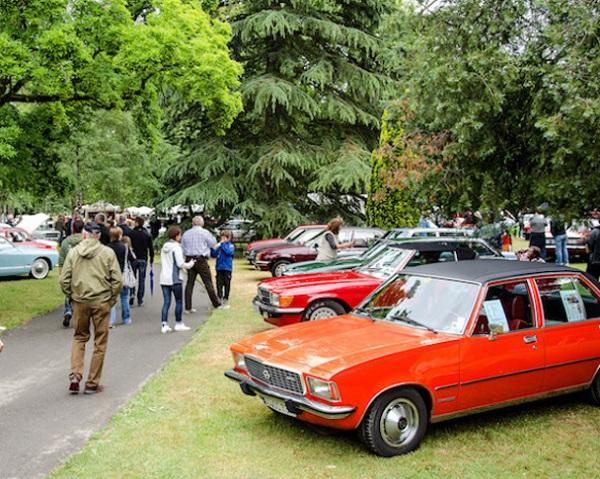 Maxi raduno Opel a Russelsheim a fine giugno.