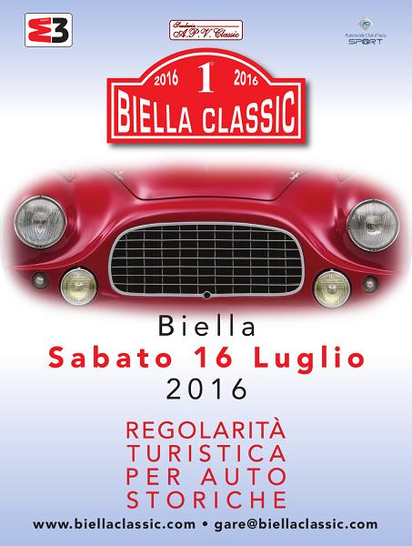"""A metà luglio la prima edizione del """"Biella Classic""""."""