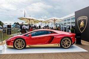 Lamborghini Miura SV vince il concorso Cartier Style et Luxe