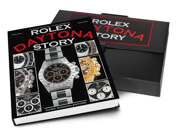 Libro sul Rolex Daytona.