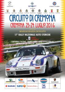 Lonandina Rally Autostoriche 2016