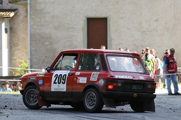 Trofeo A112 Abarth: in 13 al Circuito di Cremona.
