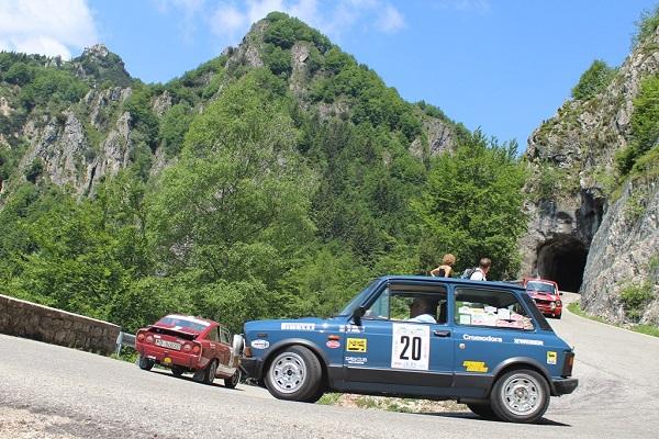 Torna l'Historic Valli del Pasubio a fine luglio.