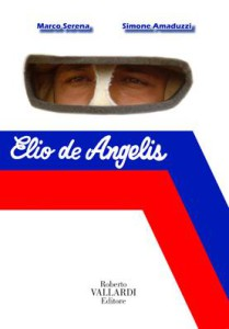 Copertina libro su Elio De Angelis