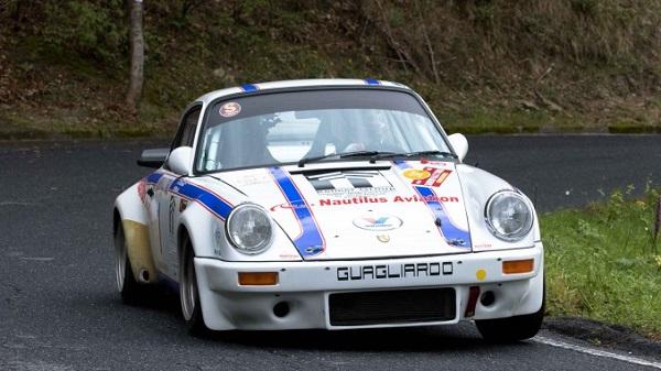 Guagliardo e Granata tentano il bis al 21° Rally delle Alpi Orientali Historic.