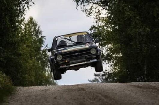 Giuliano Calzolari e Silvio Stefanelli conquistano la Finlandia.