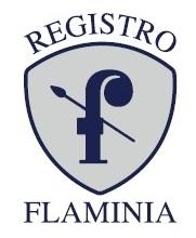 Logo Registro Flaminia