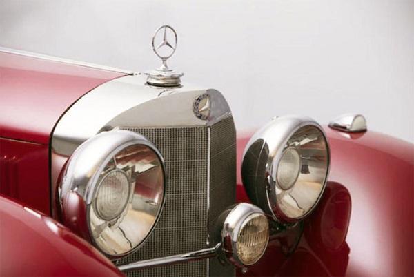 La rocambolesca storia di una Mercedes 500K Spezial del 1935 che andrà all'asta.