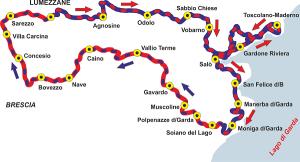 Mappa edizione 2016