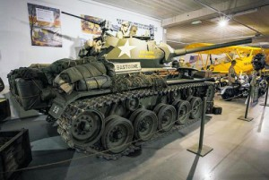 Credit: Normandy Tank Museum