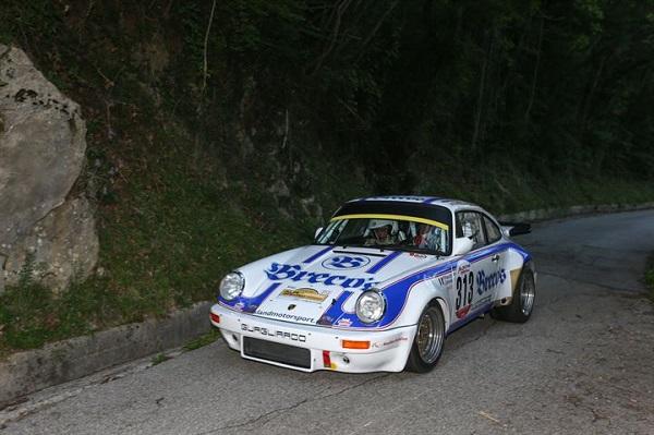 Il settimo evento del CIR Auto Storiche: il 21° Rally delle Alpi Orientali Historic.