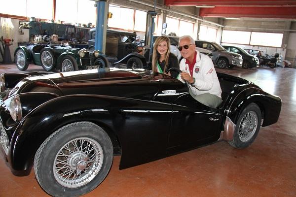 1958 Triumph TR3 From La Dolce Vita Discovered