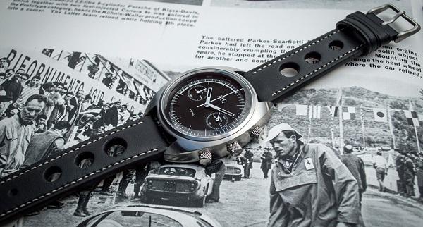 Orologio MHD CR1: un capolavoro di eleganza sportiva.