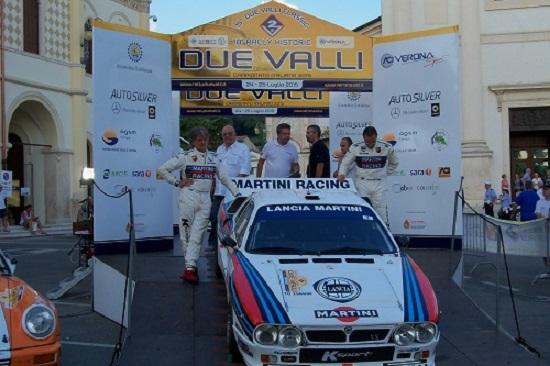 Il Rally Due Valli 2016 apre le iscrizioni.
