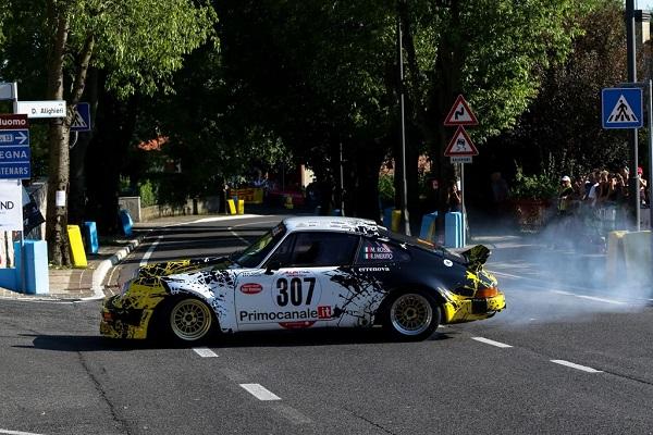 Rossi e Imerito Campioni Italiani Rally!