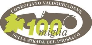 Logo 100Miglia Prosecco