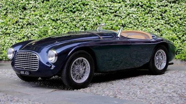 Al MAuto di Torino una mostra per i 90 anni di Touring Superleggera.