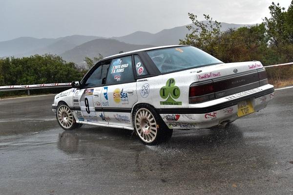 Balletti Motorsport: Rallye Elba difficile ma positivo!