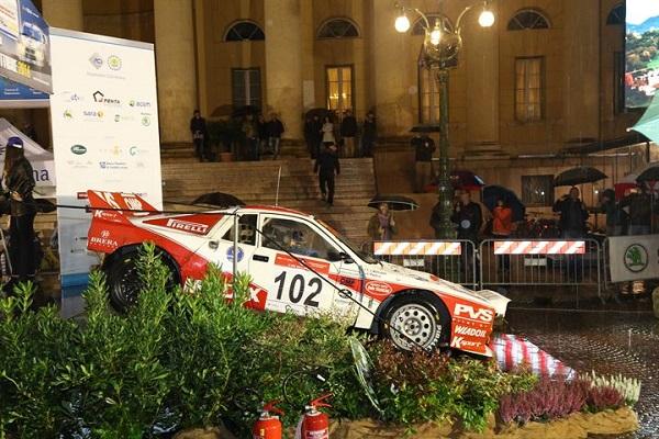 """Al Rally Due Valli Historic: vincono """"Pedro"""" e Luca Beltrame l'edizione 2016."""