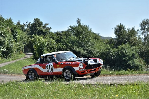 Al Rally Due Valli Historic: il finale del CIR Auto Storiche 2016.