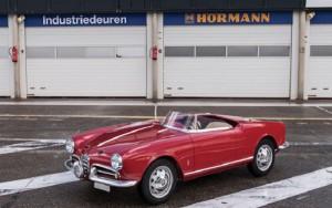 Alfa Giulietta Competizione