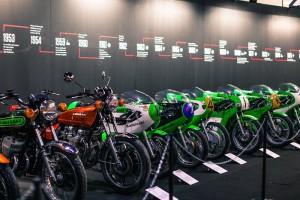 Esposizione moto giapponesi