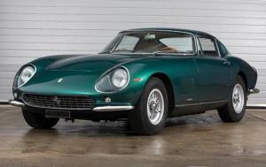 Trionfo Alfa e Ferrari ad asta RM Sotheby's a Parigi