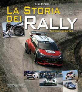 Libro La storia dei rally 2016