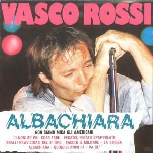 Vasco Rossi -Albun Albachiara